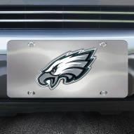 Philadelphia Eagles Diecast License Plate
