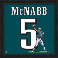 Philadelphia Eagles Donovan McNabb Uniframe Framed Jersey Photo