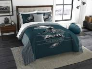 Philadelphia Eagles Draft King Comforter Set