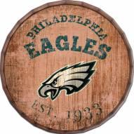 """Philadelphia Eagles Established Date 24"""" Barrel Top"""