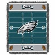 Philadelphia Eagles Field Baby Blanket