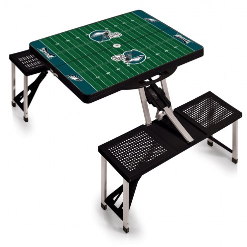 Philadelphia Eagles Folding Picnic Table