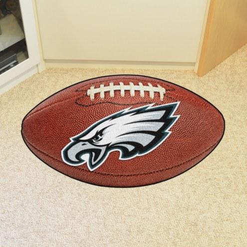 Philadelphia Eagles Football Floor Mat