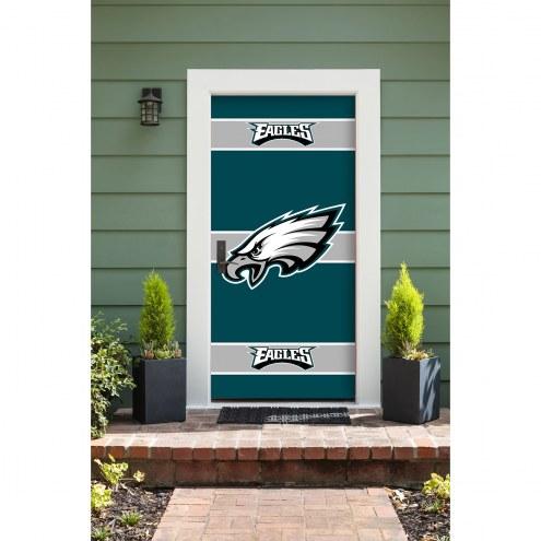 Philadelphia Eagles Front Door Cover