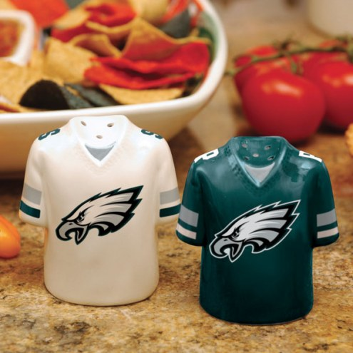 Philadelphia Eagles Gameday Salt and Pepper Shakers