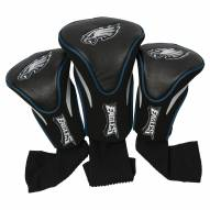 Philadelphia Eagles Golf Headcovers - 3 Pack