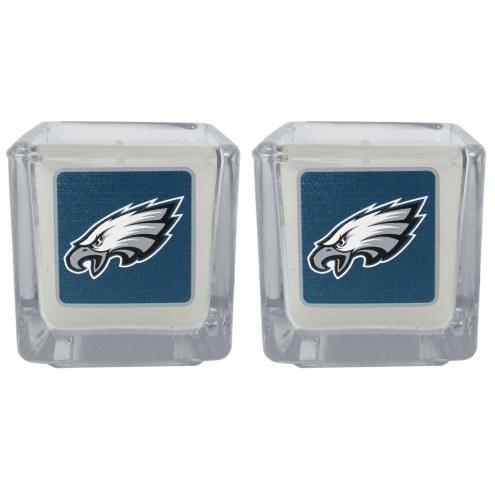 Philadelphia Eagles Graphics Candle Set