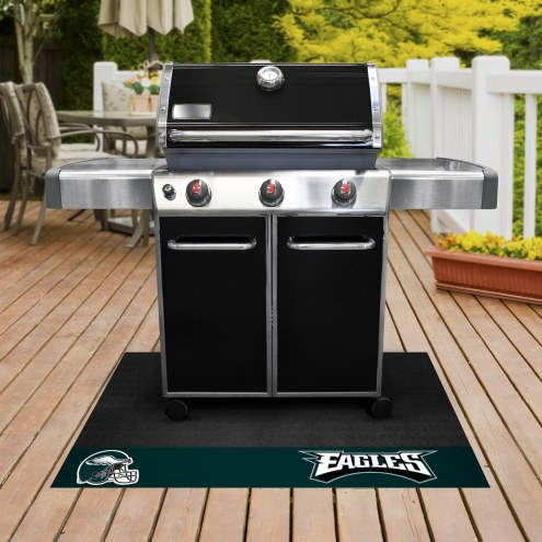 Philadelphia Eagles Grill Mat
