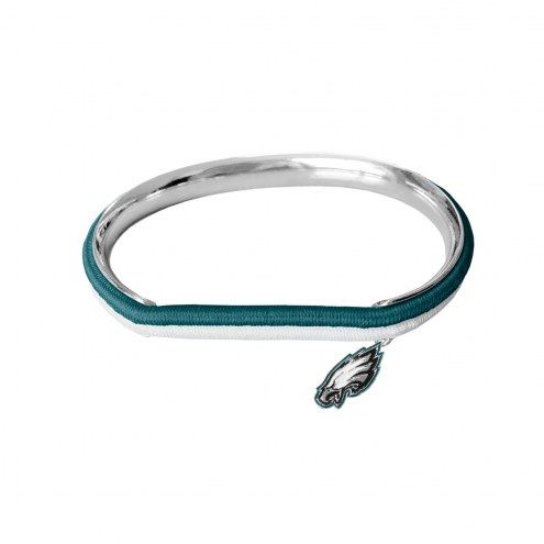 Philadelphia Eagles Hair Tie Bangle