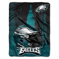 Philadelphia Eagles Heritage Silk Touch Blanket