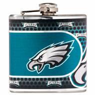 Philadelphia Eagles Hi-Def Stainless Steel Flask