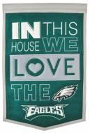 Philadelphia Eagles Home Banner
