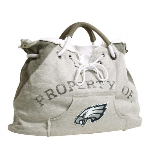 Philadelphia Eagles Hoodie Tote Bag