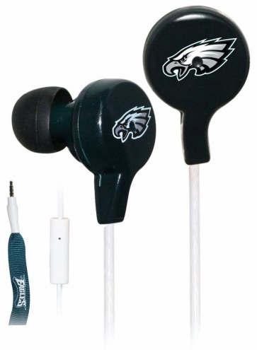 Philadelphia Eagles iHip Shoelace Earbuds