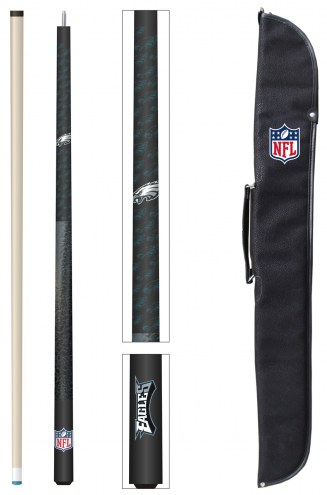 Philadelphia Eagles Pool Cue & Case Set