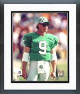Philadelphia Eagles Jim McMahon Framed Photo