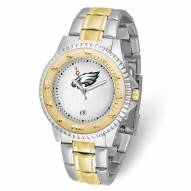 Philadelphia Eagles Competitor Two-Tone Men's Watch