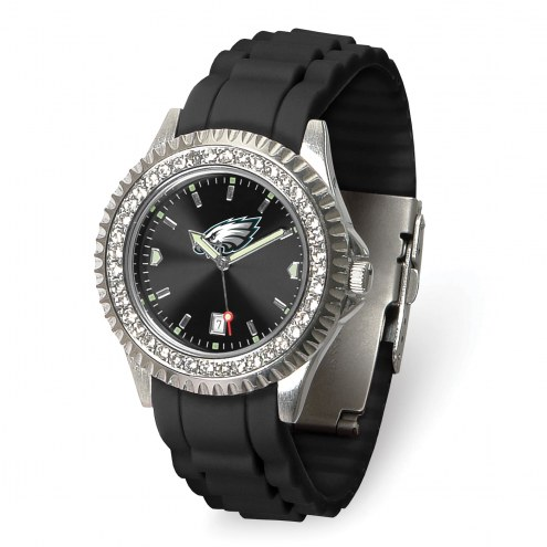 Philadelphia Eagles Sparkle Women's Watch