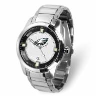 Philadelphia Eagles Titan Steel Men's Watch