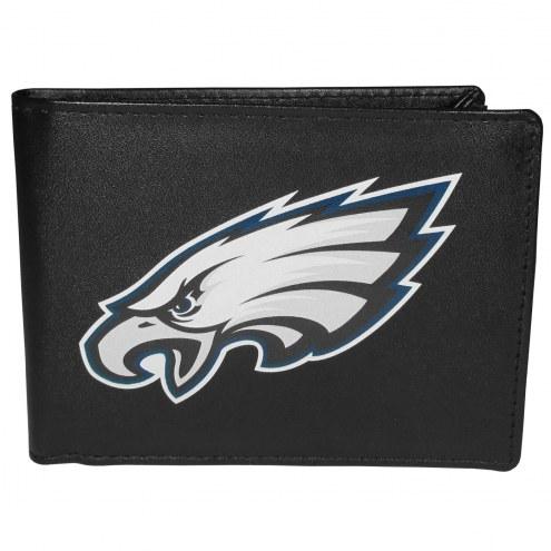 Philadelphia Eagles Large Logo Bi-fold Wallet