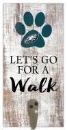Philadelphia Eagles Leash Holder Sign