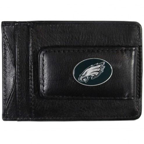 Philadelphia Eagles Leather Cash & Cardholder
