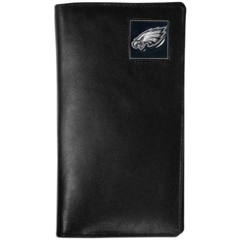 Philadelphia Eagles Leather Tall Wallet