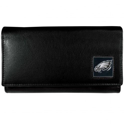Philadelphia Eagles Leather Women's Wallet