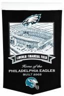 Philadelphia Eagles Lincoln Financial Field Stadium Banner