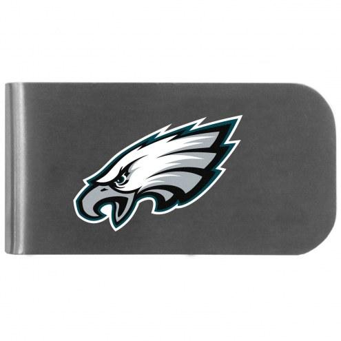 Philadelphia Eagles Logo Bottle Opener Money Clip