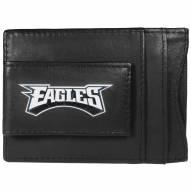 Philadelphia Eagles Logo Leather Cash and Cardholder