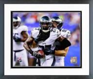 Philadelphia Eagles Malcolm Jenkins Action Framed Photo