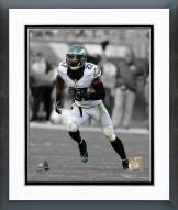 Philadelphia Eagles Malcolm Jenkins Spotlight Action Framed Photo