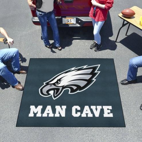 Philadelphia Eagles Man Cave Tailgate Mat