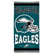 Philadelphia Eagles McArthur Beach Towel