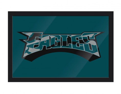 Philadelphia Eagles Modern Framed Wall Art