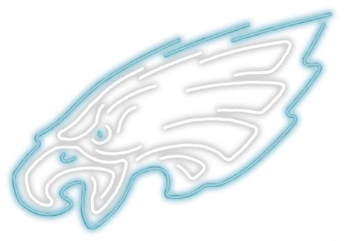 Philadelphia Eagles Neon Light