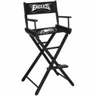 Philadelphia Eagles Bar Height Director's Chair