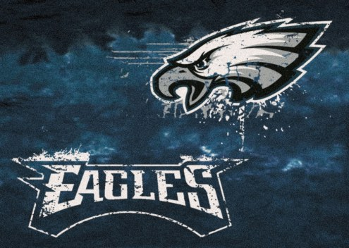 Philadelphia Eagles NFL Fade Area Rug
