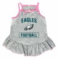 Philadelphia Eagles NFL Gray Dog Dress