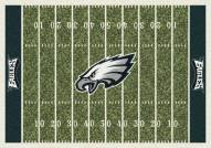Philadelphia Eagles NFL Home Field Area Rug