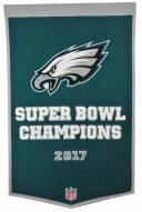 Philadelphia Eagles NFL Super Bowl Banner