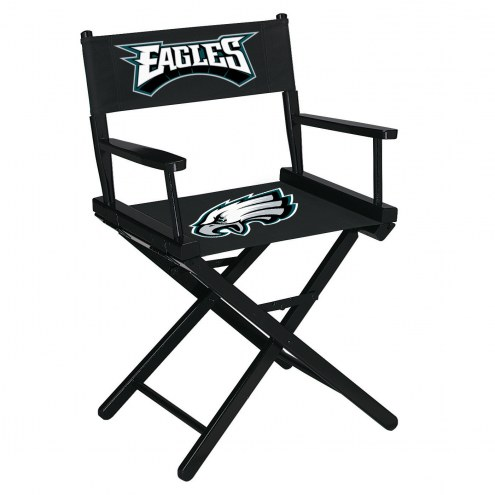 Philadelphia Eagles Table Height Director's Chair