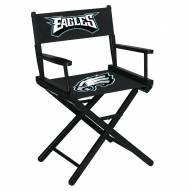 Philadelphia Eagles Table Height Director's Chair