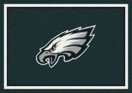 Philadelphia Eagles NFL Team Spirit Area Rug