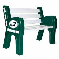 Philadelphia Eagles Park Bench
