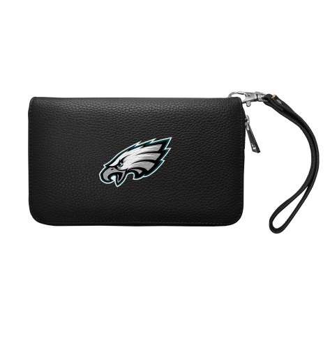 Philadelphia Eagles Pebble Organizer Wallet