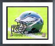 Philadelphia Eagles Philadelphia Eagles Helmet Framed Photo