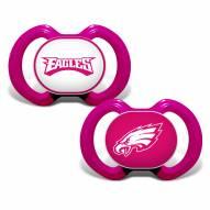 Philadelphia Eagles Baby Pacifier 2-Pack