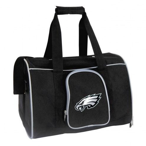 Philadelphia Eagles Premium Pet Carrier Bag